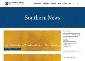 news.sbts.edu