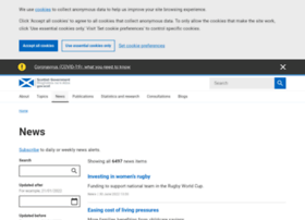 news.scotland.gov.uk