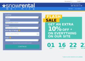 news.snowrental.net