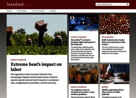news.stanford.edu