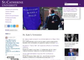 news.stkate.edu