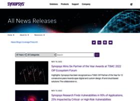 news.synopsys.com