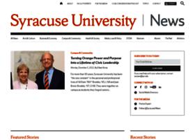 news.syr.edu