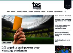 news.tes.co.uk