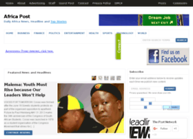 news.theafricanguide.com