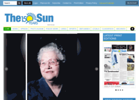 news.thesunontheweb.com