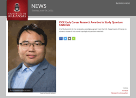 news.uark.edu