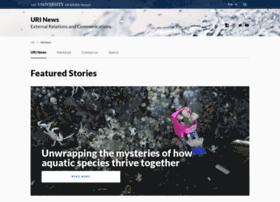 news.uri.edu