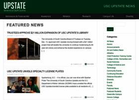 news.uscupstate.edu