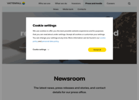 news.vattenfall.com