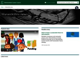 news.warwickshire.gov.uk