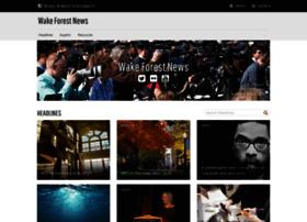 news.wfu.edu