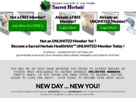 newsacredherbals.com