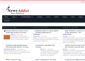 newsaddict.co.uk
