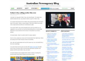 newsagencyblog.com.au