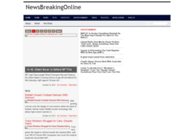 newsbreakingonline.com