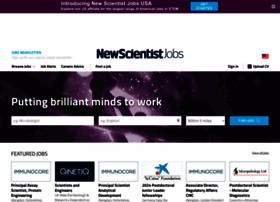 newscientistjobs.com