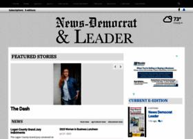 newsdemocratleader.com