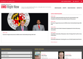 newsdesk.umd.edu