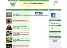 newsenglishlessons.com