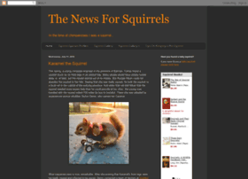newsforsquirrels.blogspot.in
