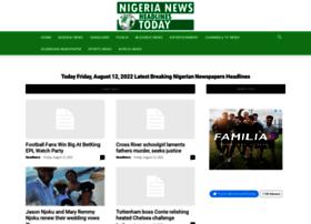 newsheadlines.com.ng