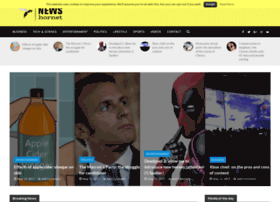 newshornet.com