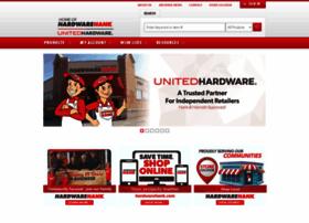newsite.unitedhardware.com