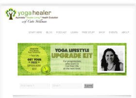 newsite.yogahealer.com