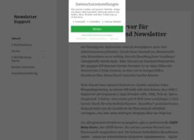 newsletter-support.de
