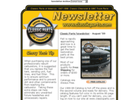 newsletter.classicparts.com