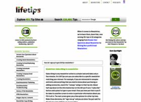 newsletter.lifetips.com
