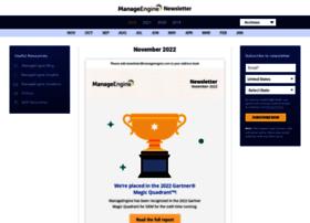 newsletter.manageengine.com