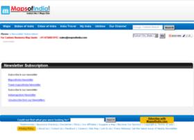 newsletter.mapsofindia.com