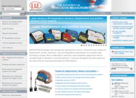 newsletter.micro-epsilon.de