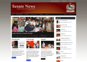 newsletter.senate.gov.pk