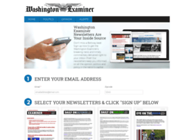 newsletters.washingtonexaminer.com