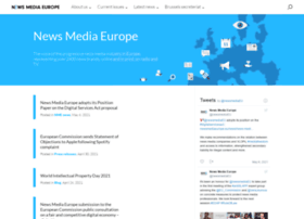 newsmediaeurope.eu