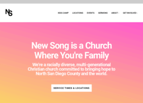 newsongchurch.com