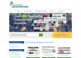 newspaperdiscounts.com