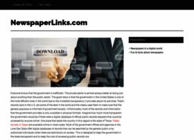 Newspaperlinks.com
