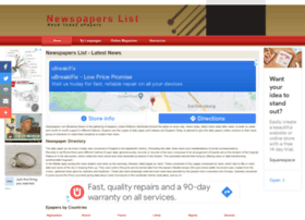 newspapers-list.com