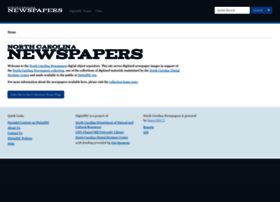 newspapers.digitalnc.org