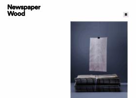 newspaperwood.com