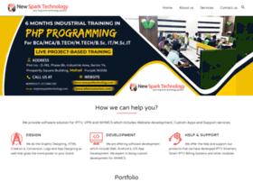 newsparktechnology.com