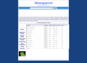 newsparrot.co.uk