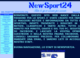 newsport24.altervista.org