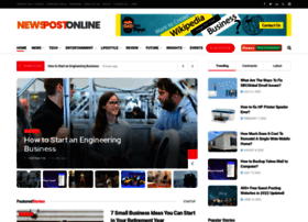newspostonline.com
