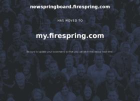 newspringboard.firespring.com