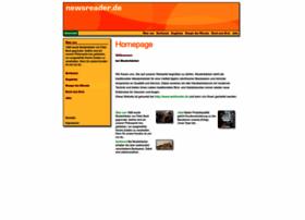 newsreader.de